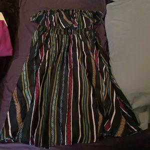 Torrid tube dress size 00